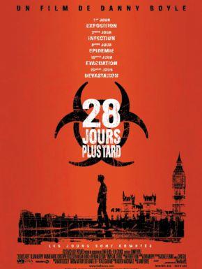 Jaquette dvd 28 Jours Plus Tard