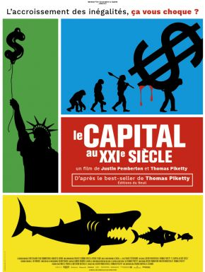 Le Capital Au XXIe Siècle en DVD et Blu-Ray