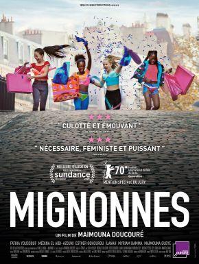 Jaquette dvd Mignonnes