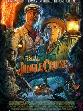 DVD Jungle Cruise