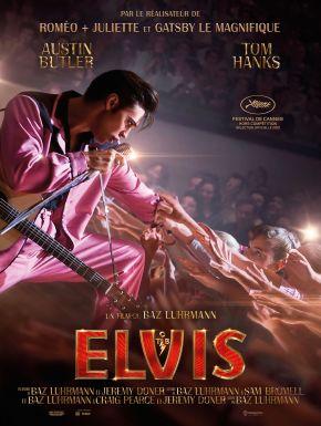 Elvis Presley Biopic DVD et Blu-Ray