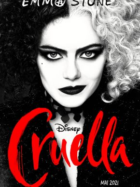 Jaquette dvd Cruella