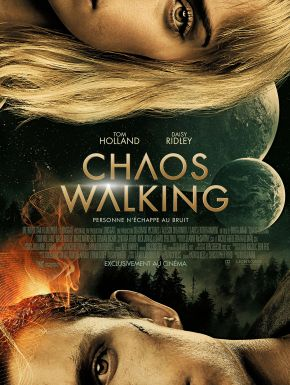Chaos Walking DVD et Blu-Ray