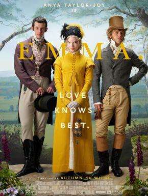 Sortie DVD Emma