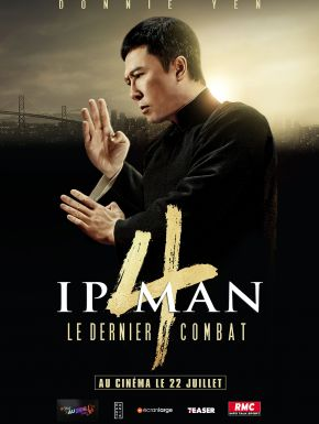 Ip Man 4 en DVD et Blu-Ray