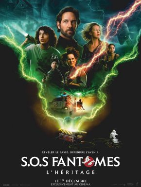S.O.S. Fantômes : L'Héritage