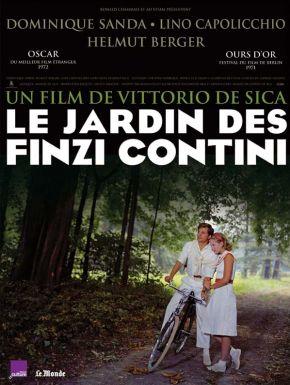 sortie dvd  Le Jardin Des Finzi-Contini