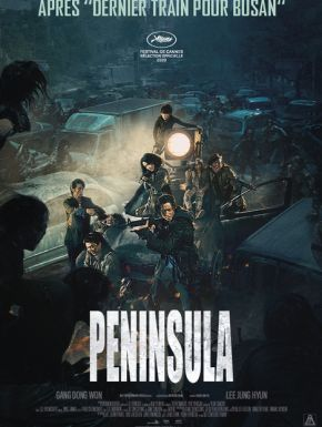 Peninsula DVD et Blu-Ray