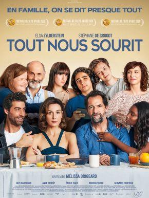 DVD Tout Nous Sourit