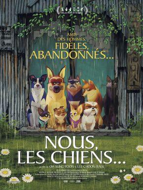 Jaquette dvd Nous, Les Chiens
