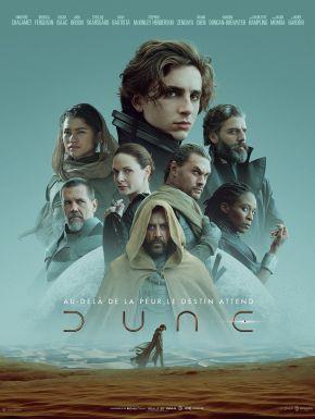 Dune 2020 DVD et Blu-Ray