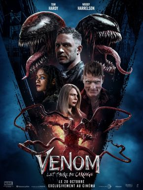 sortie dvd	  Venom: Let There Be Carnage