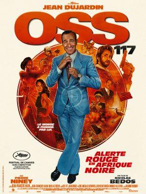 sortie dvd  OSS 117: Alerte Rouge En Afrique Noire