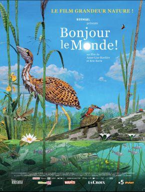 Bonjour Le Monde! en DVD et Blu-Ray