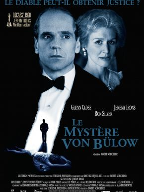 sortie dvd  Le Mystère Von Bülow
