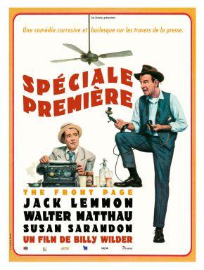 Spéciale Première en DVD et Blu-Ray