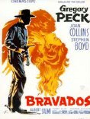 DVD Les Bravados