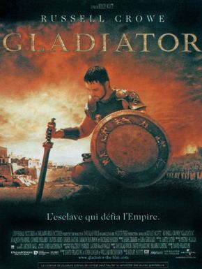 Gladiator DVD et Blu-Ray