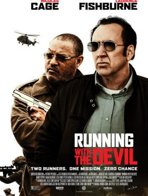 Running With The Devil en DVD et Blu-Ray