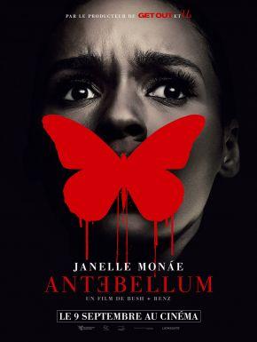 DVD Antebellum