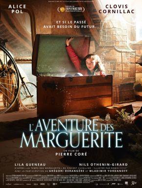 Jaquette dvd L'Aventure Des Marguerite