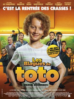 DVD Les Blagues De Toto