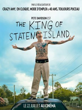 The King Of Staten Island DVD et Blu-Ray