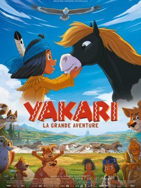 Yakari : la grande aventure en DVD et Blu-Ray