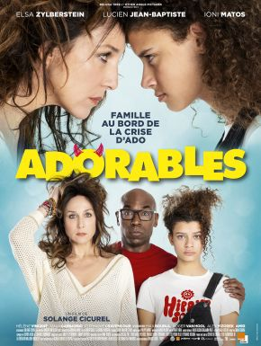 Adorables en DVD et Blu-Ray
