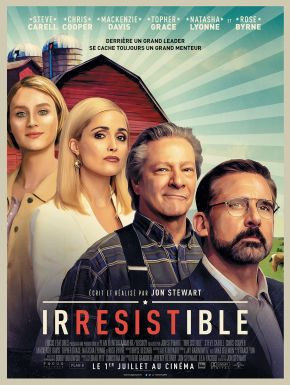 Sortie DVD Irresistible (2020)