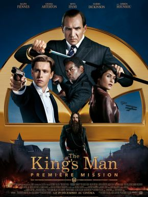 DVD The King's Man : Première Mission