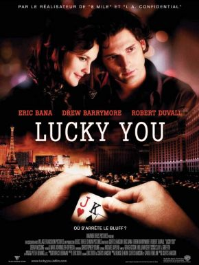 sortie dvd	  Lucky You