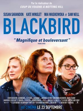 Blackbird DVD et Blu-Ray