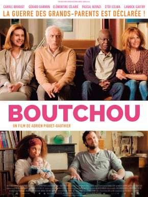 Boutchou en DVD et Blu-Ray