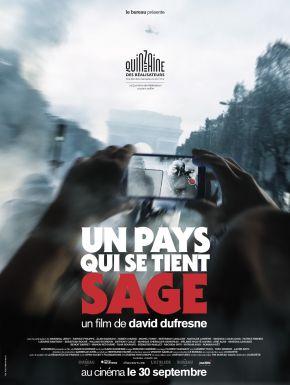 sortie dvd  Un Pays Qui Se Tient Sage