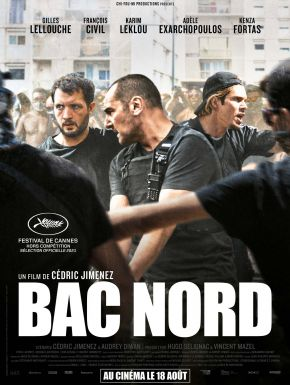 sortie dvd	  Bac Nord