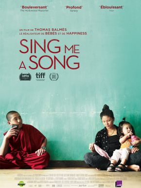 Jaquette dvd Sing Me A Song