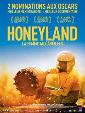 Honeyland en DVD et Blu-Ray