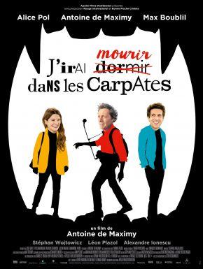 sortie dvd  J'irai Mourir Dans Les Carpates