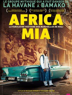 Africa Mia en DVD et Blu-Ray
