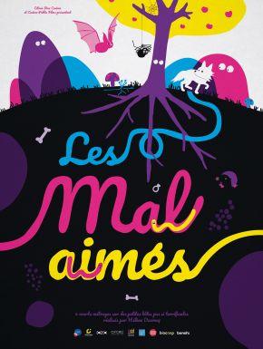 Jaquette dvd Les Mal-aimés