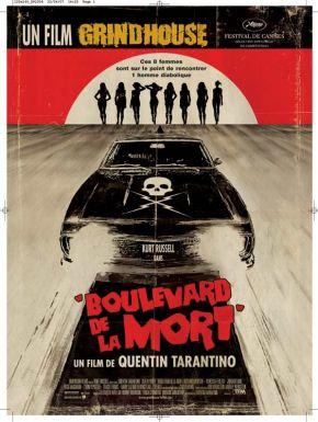 Sortie DVD Boulevard De La Mort