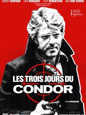 sortie dvd  Les Trois Jours Du Condor