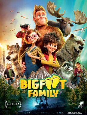 Bigfoot Family en DVD et Blu-Ray