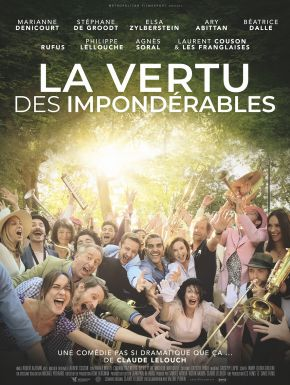 sortie dvd  La Vertu Des Impondérables