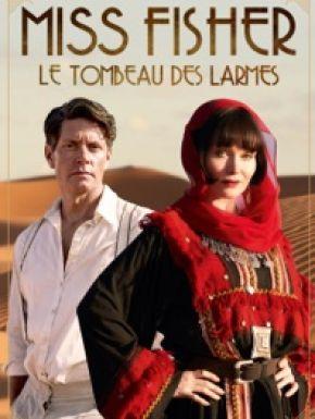 Jaquette dvd Miss Fisher : Le Tombeau Des Larmes