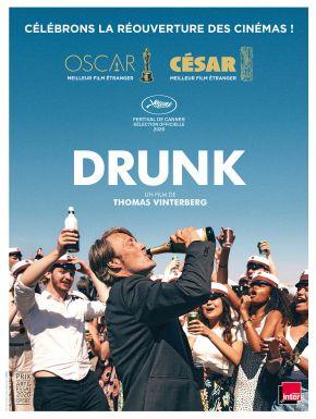Jaquette dvd Drunk