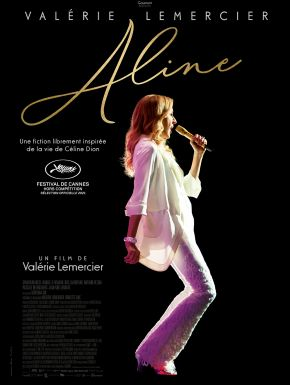 Aline DVD et Blu-Ray