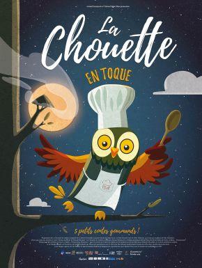 Jaquette dvd La Chouette En Toque