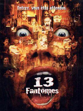 13 Fantômes en DVD et Blu-Ray